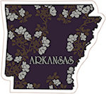 State of Arkansas Magnets